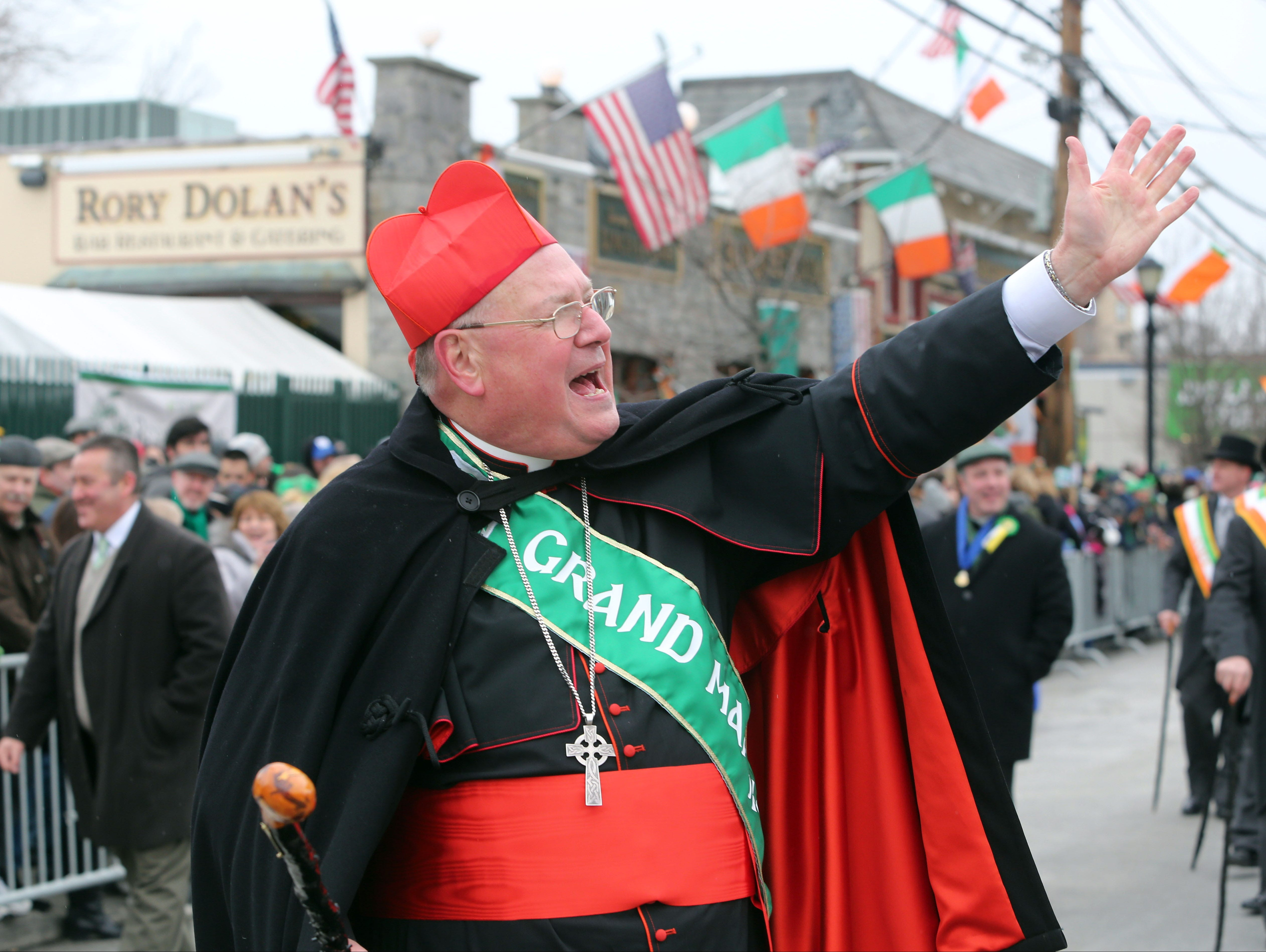Exclusive to Insiders, a sneak peek at area St. Patrick's Day Parades.