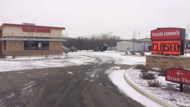 Taco John's, after less than a year and a half in business, has closed along State Highway 44 in Oshkosh.