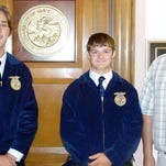 Leadership training to guide Dells FFA chapter