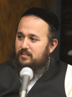 East Ramapo school board President Yehuda Weissmandl