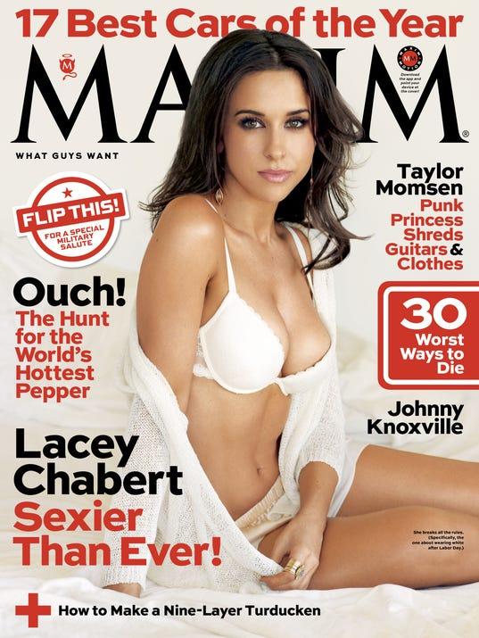 Maxim cover