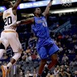 Newberry: Mavs need Barnes to hit as a star