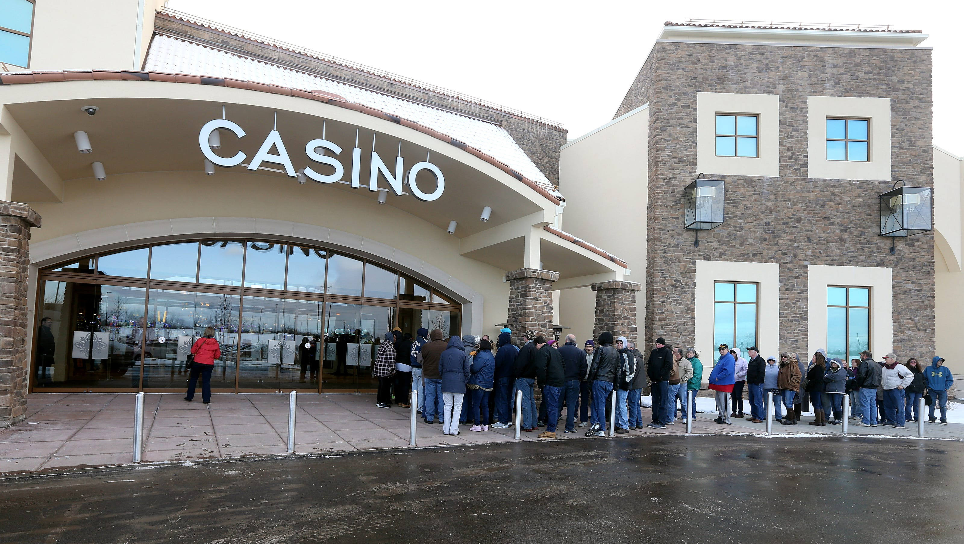 How the pitch for New York City casinos could save the upstate ones