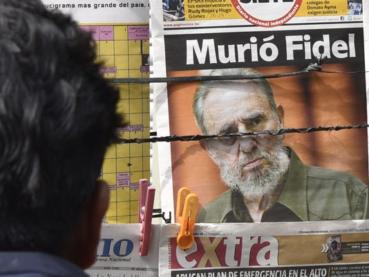 Fidel Death Analysis Story