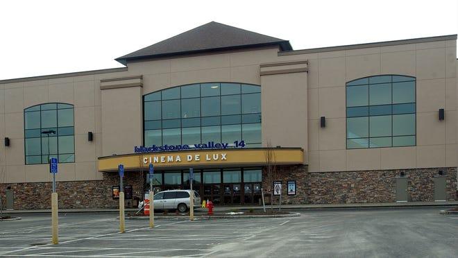 The Blackstone Valley Cinema De Lux in Millbury.