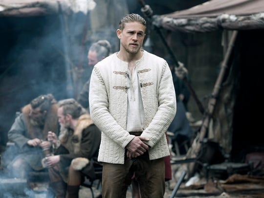 "Charlie Hunnam plays Arthur in ""King Arthur: Legend"