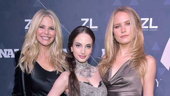 Christie Brinkley's daughters may be 33 and 20, respectively,