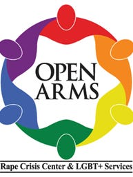 The Open Arms Rape Crisis Center & LGBT+ Services in San Angelo.