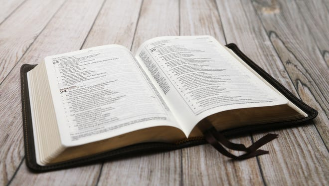 """The ACLU of Kentucky says """"Bible literacy"""" courses in some Kentucky schools are breaking the law"""