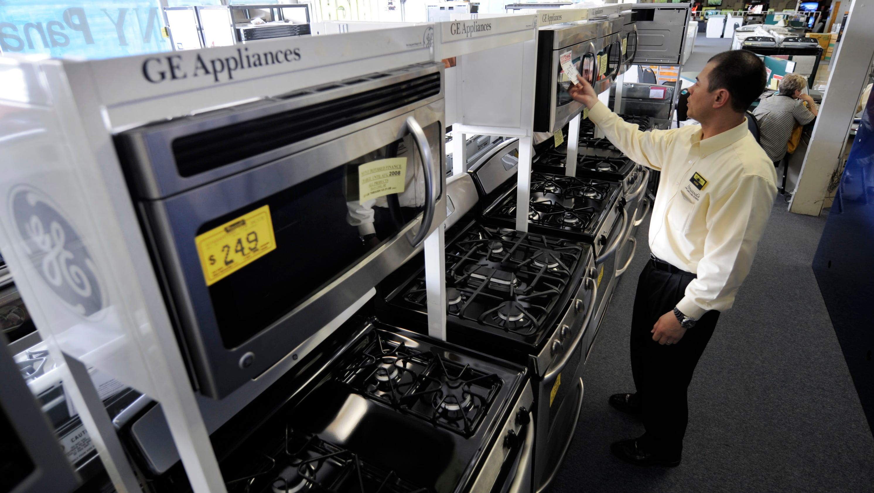 General Electric Appliances ~ General electric posts strong industrial profit continues