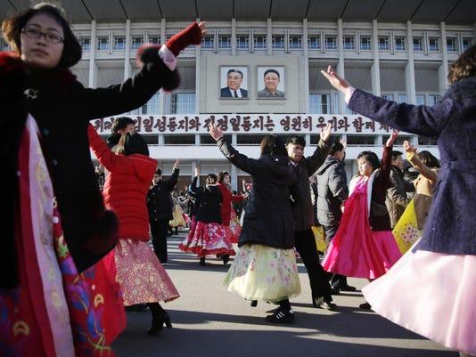 North Korea Republic of Kim Generation Gap