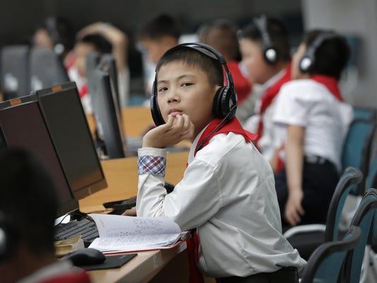 North Korea Republic of Kim The Digital Divide (2)