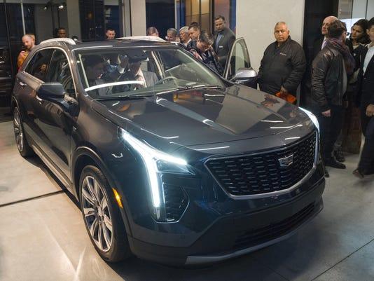 Auto Show Cadillac