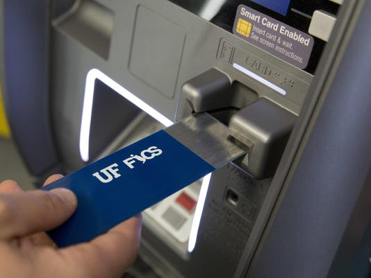 Card Skimmers Detector