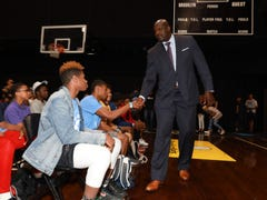 Shaq's advice for NBA draft prospects buying a suit