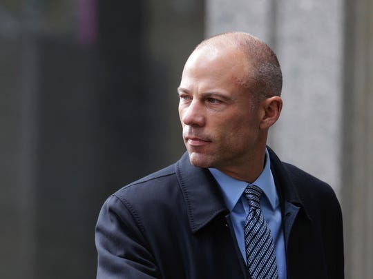 Michael Avenatti, attorney and spokesperson for adult film actress Stormy Daniels