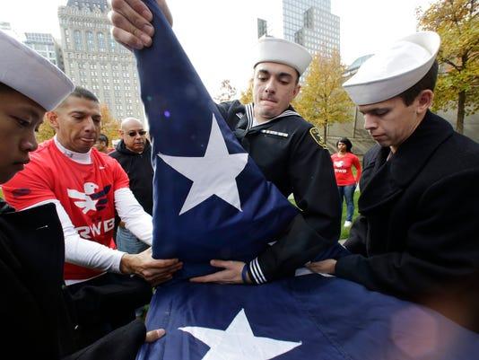 Sept 11 Memorial Veterans Day