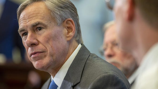 Texas Gov. Greg Abbott's office said the social workers board made a recent change to align its rules with the state's Occupations Code, according to a USA Today report.