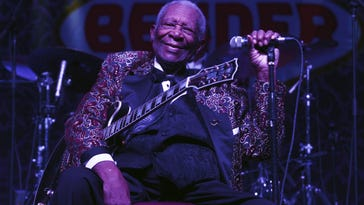 Watch and listen: B.B. King's best collaborations over the years