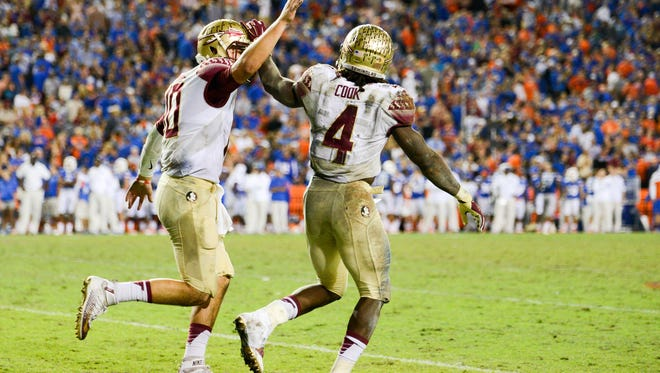 With a victory over Florida to end the season, Florida State put itself in great position to earn a berth in a New Year's six bowl.