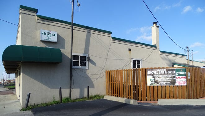 The Shovel Restaurant was closed Tuesday because it owes the state sales taxes.