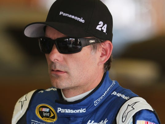 8-29-2014 jeff gordon tony stewart