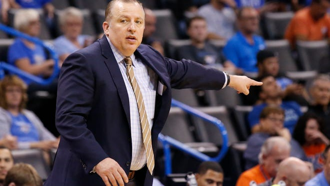 Minnesota Timberwolves head coach Tom Thibodeau says he's more relaxed than before.