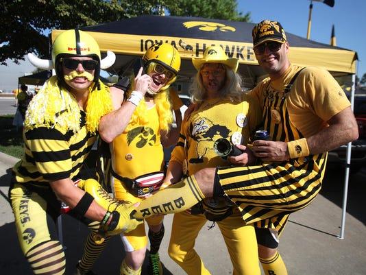 Iowa Fans