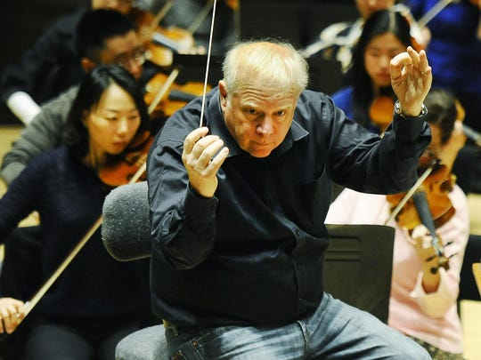"""Leonard Slatkin will conduct DSO selections of """"Porgy & Bess."""""""