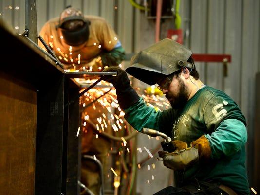 lead art ONeal welding
