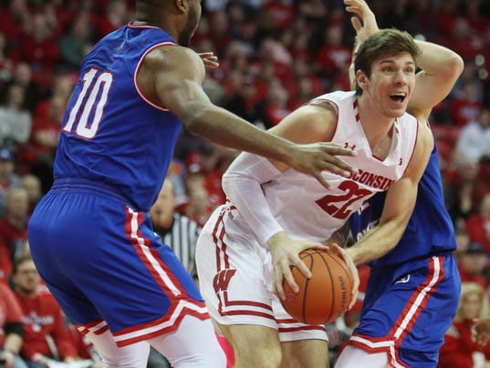 NCAA Basketball: Massachusetts Lowell at Wisconsin