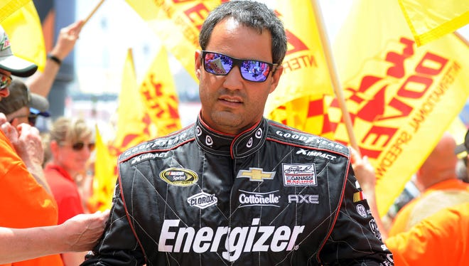 Juan Pablo Montoya was not offered a contract with Earnhardt-Ganassi Racing in the NASCAR Sprint Cup Series next season.