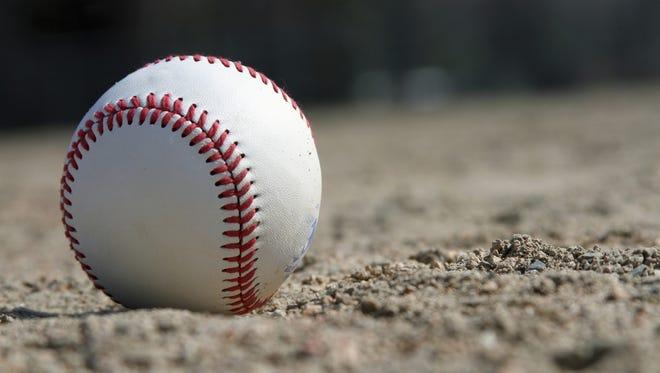 High school baseball.