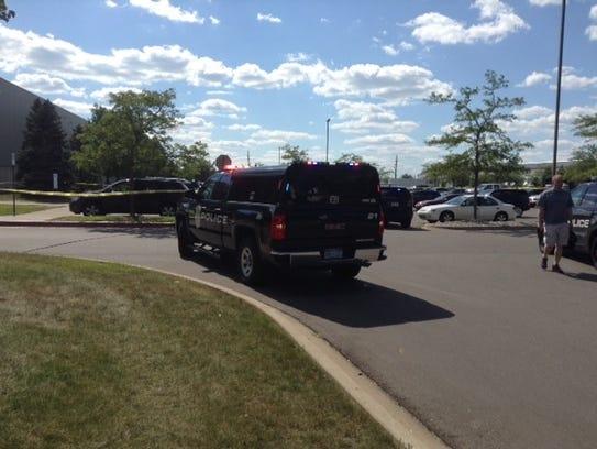 Shooting Outside Warren Auto Supplier Bridgewater Interiors