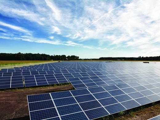 Renewable Energy From Wind Solar Power Still Trending Up