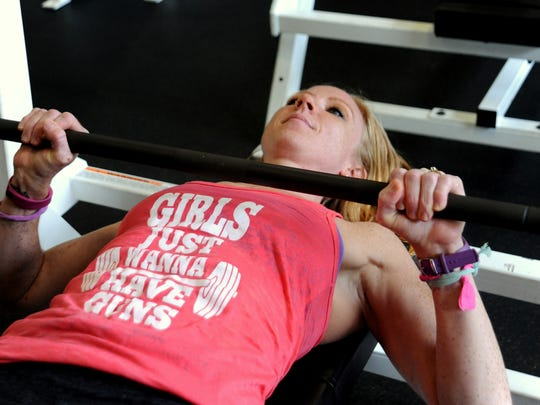 The Cheshire Pump & Run would be another challenging, local race to take on, Julie Wallace thought after she began lifting weights,