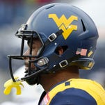 West Virginia Mountaineers wide receiver Shelton Gibson