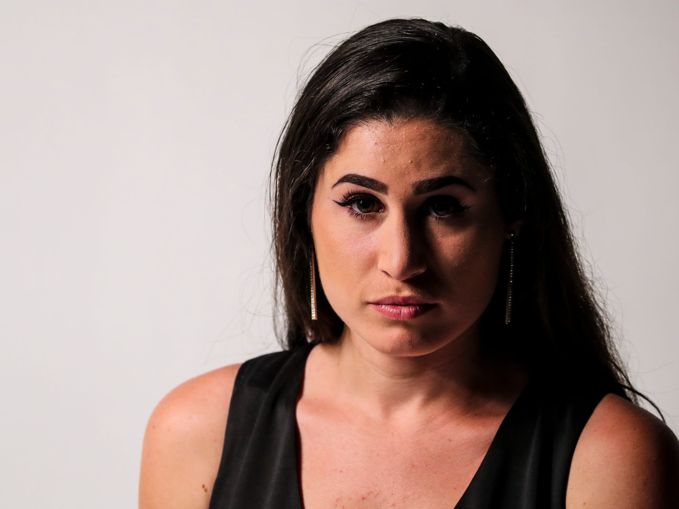 Megan Shindler started a performance group where they tell the stories of sexual assault using words and performance art from stories she has collected since she herself was a victim of sexual assault at the age of 15.