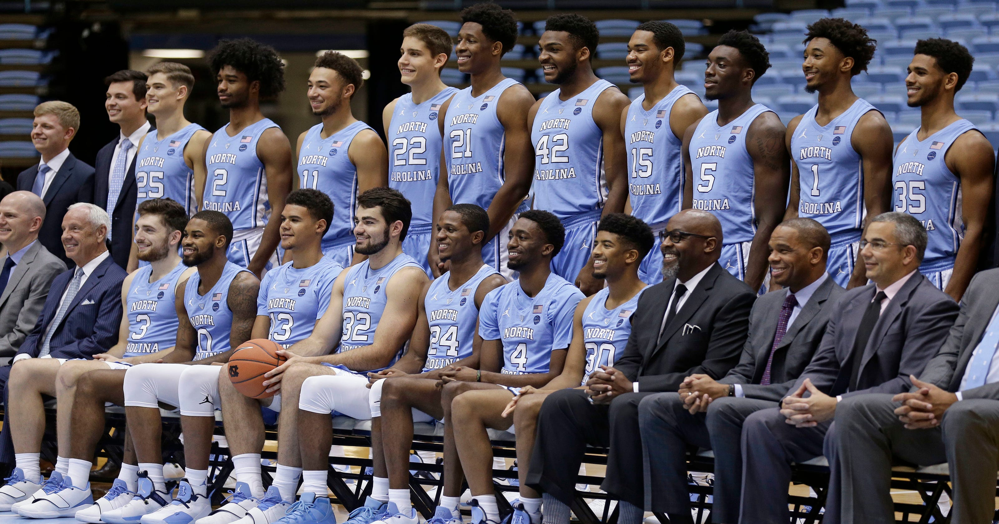 UNC's Johnson ready to 'just do more' after hip surgery
