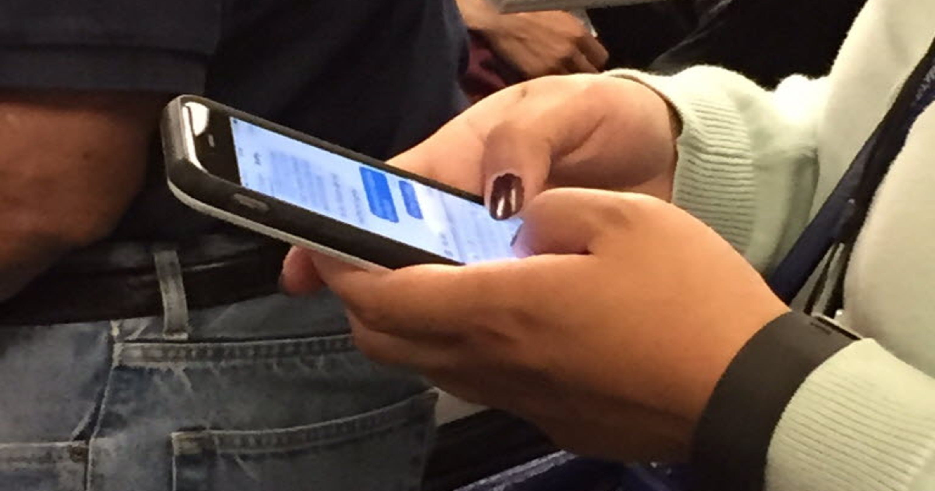 Your texts are not as secure as you think