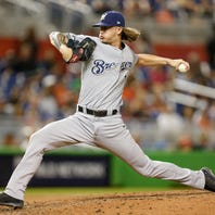 Inflammatory old tweets surface from Josh Hader's Twitter account; pitcher apologizes after All-Star Game