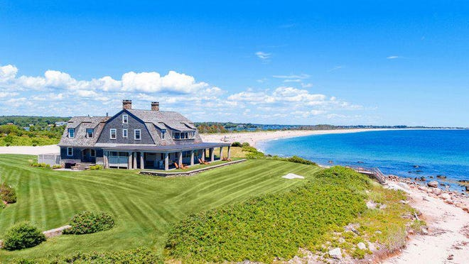 The house at 15 Spray Rock Rd. in Westerly has been sold for $7.5 million.