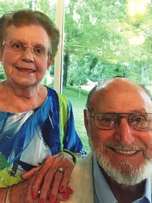 Russ and Judy Briody