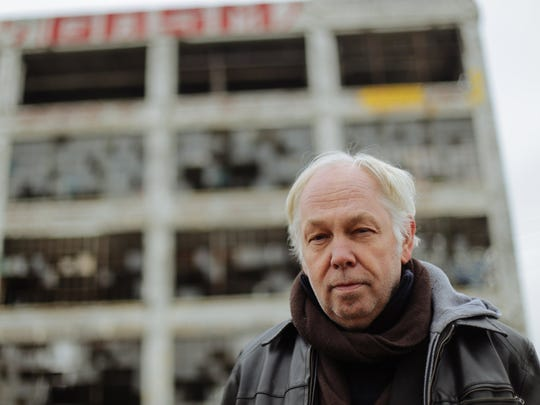 Dimitri Hegemann envisions a techno club and community center in the old Fisher Body plant.