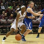 Missouri State Lady Bears vs. Drake Bulldogs, March 1 at JQH Arena.