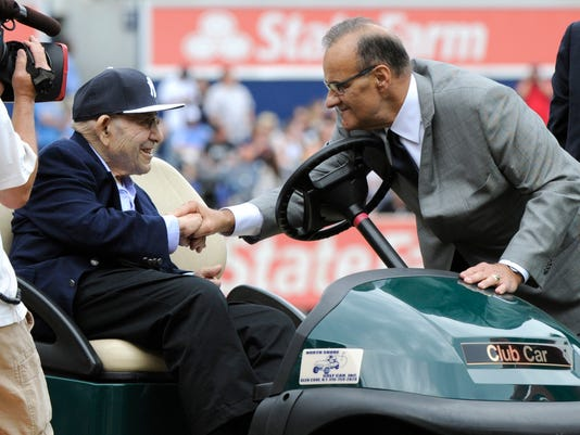 APTOPIX White Sox Yankees Baseball