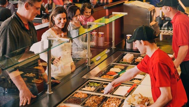 Moe's Southwest Grill opens in Hendersonville.