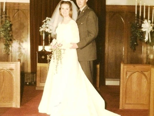 Anniversaries: Becky Sawyer & Charley Hylton