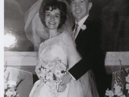 Anniversaries: Richard Dullaghan & Antoinette (Page) Dullaghan