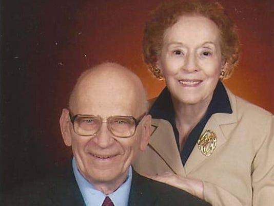 Anniversaries: Wallace Kremer & Laverna Kremer